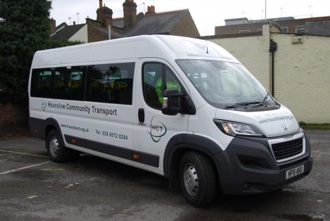 New Minibus 2015